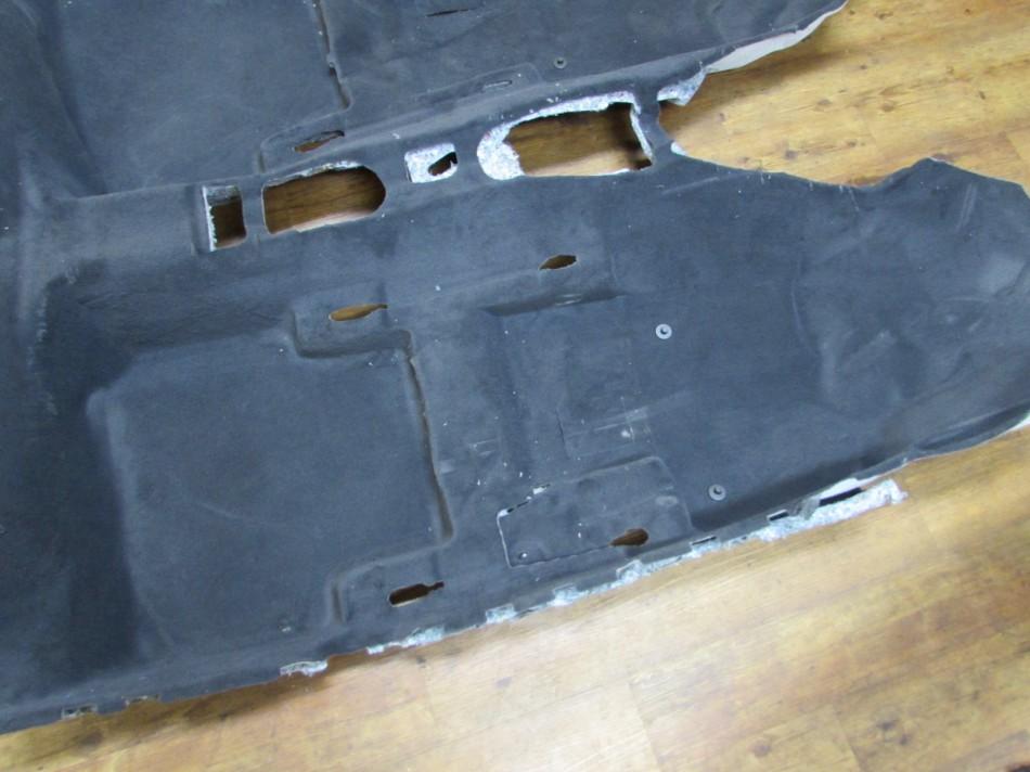 vw passat 3g b8 variant teppich innenteppich schwarz. Black Bedroom Furniture Sets. Home Design Ideas