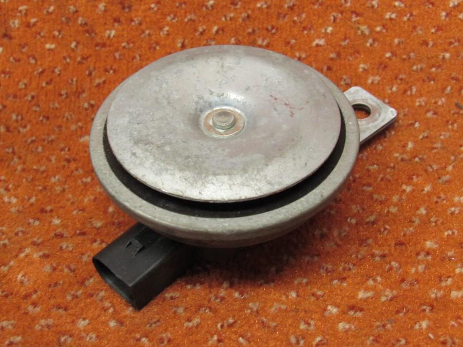 1hm951115h sirene horn alarmhorn hupe f r alarmanlage vw. Black Bedroom Furniture Sets. Home Design Ideas